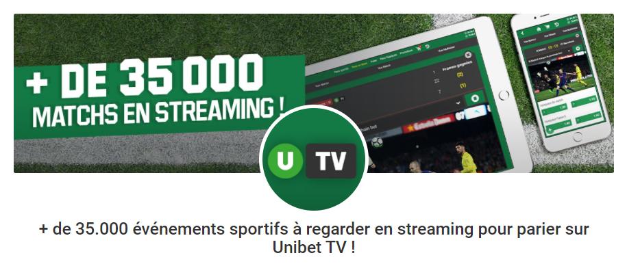 Unibet Live
