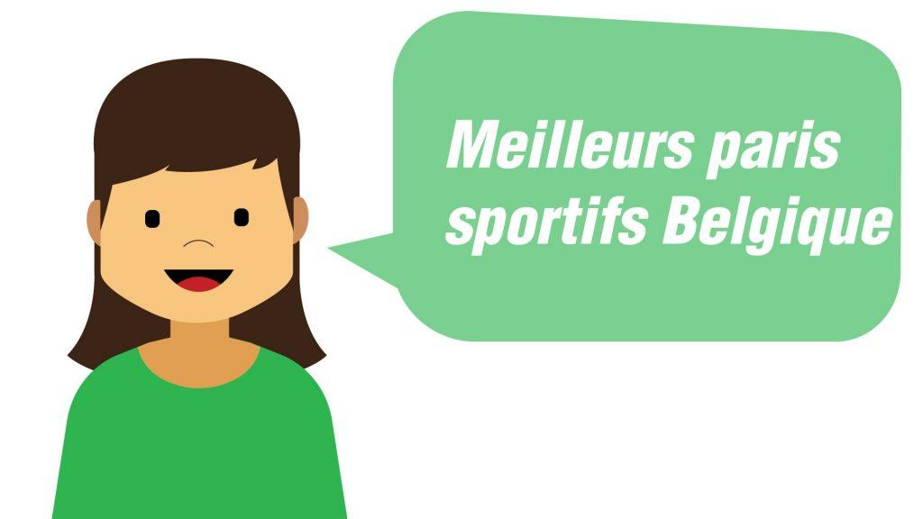 paris sportifs bellgique