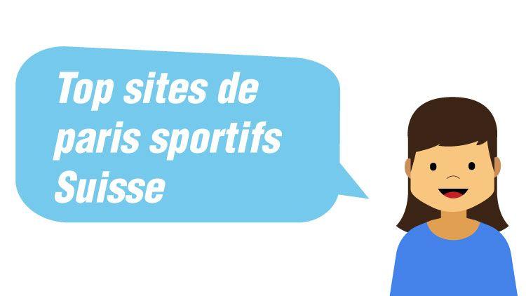 Paris sportifs en Suisse